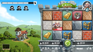 Castle Builder 2 building on casino.education