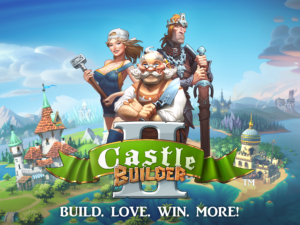 Castle builder 2 logo on casino.education